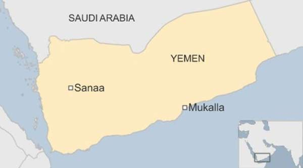 Yemen conflict: IS suicide attack kills 25 police recruits