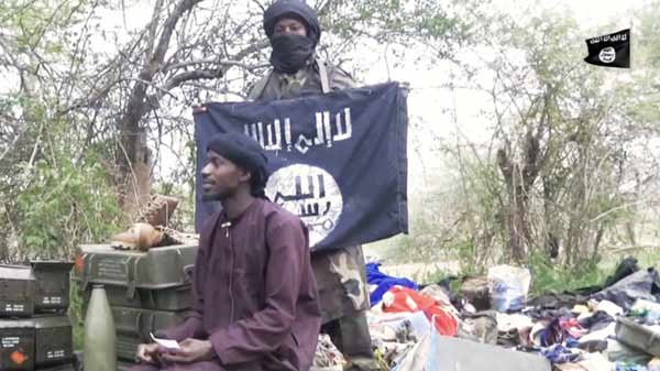 Boko Haram links to IS alarm UN