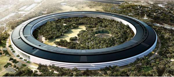 "Apple: ""The best office building in the world"""