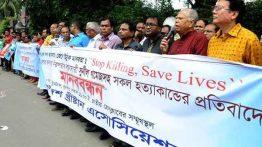 Deep political tensions underline Bangladesh violence