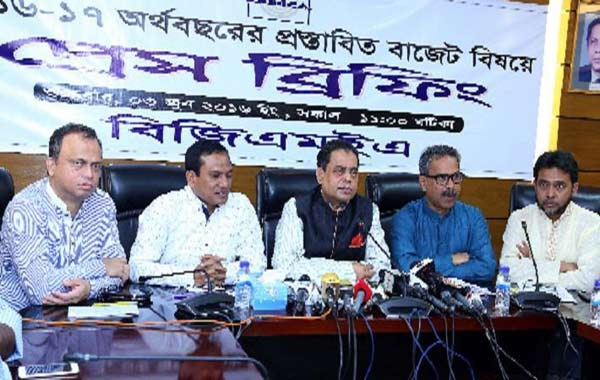 Bangladesh's BGMEA hails tax cuts in Budget, seeks more concessions