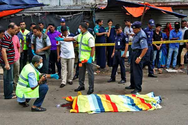 Bangladesh says it now knows who's killing the bloggers