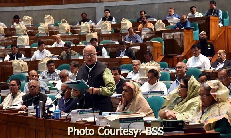 Bangladesh FM unveils BDT 3.40 trillion budget