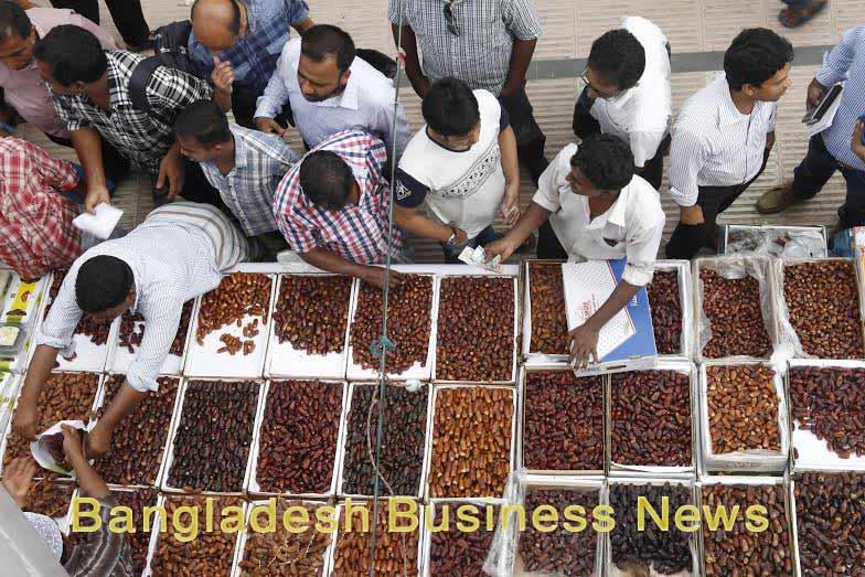 Date sales in Bangladesh during Ramadan
