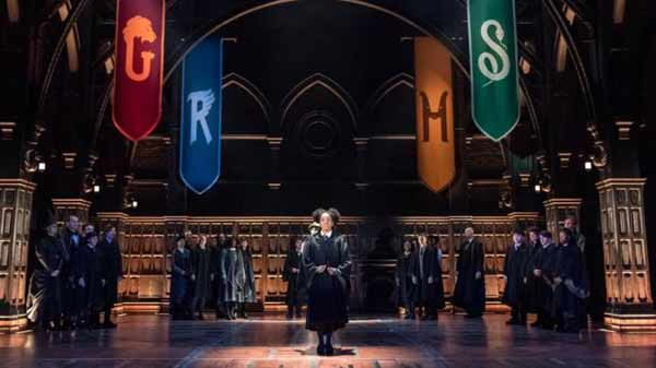 Harry Potter fans spellbound by Cursed Child play