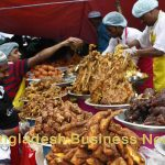 Iftar sales in Bangladesh