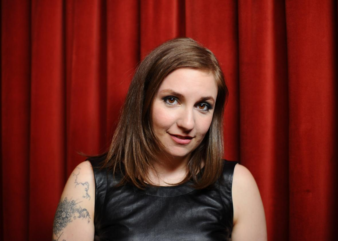 I won't be working with male directors again: Lena Dunham