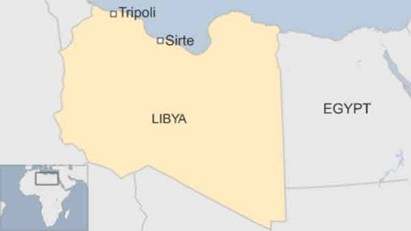 Libyan port 're-taken from IS'