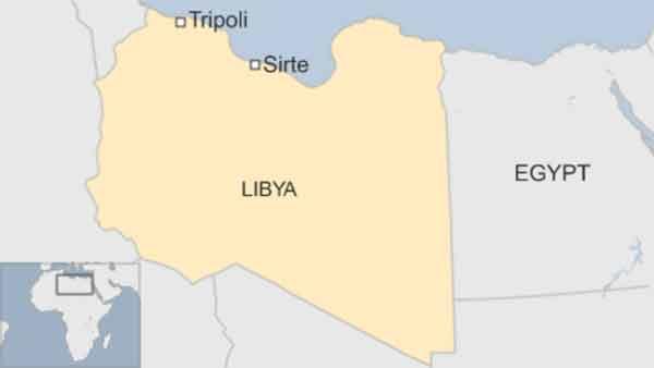 Libyan port 're-taken from IS'