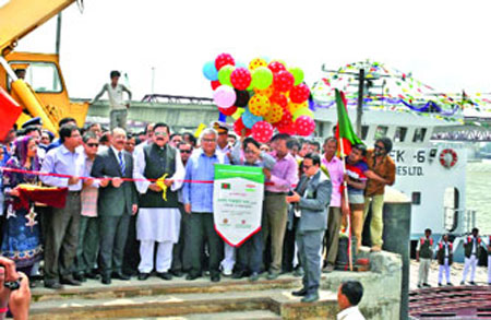 Transit opens: Indo-Bangla relations enter into new dimension