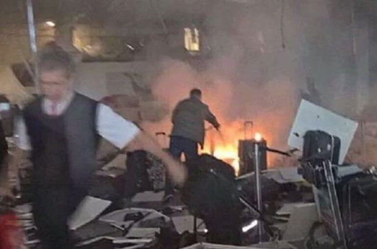 Istanbul airport explosions kill 10: Minister