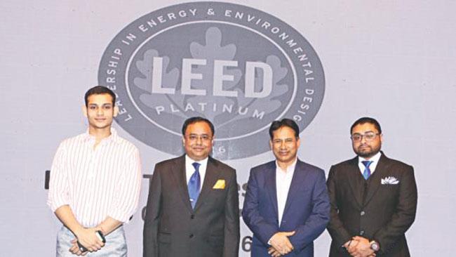 Bangladesh's Envoy Textiles achieves LEED Platinum Certification