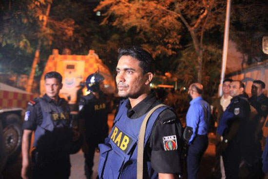 Two cops killed as gunmen take hostages in Bangladesh
