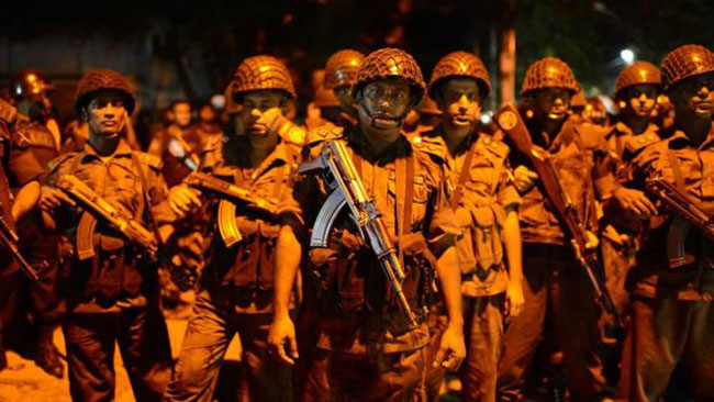 Bangladesh hostages rescue operation ends