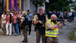 Munich shooting: Nine victims, gunman dead