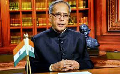 Indian president condemns Sholakia attack