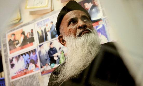 Pakistani philanthropist Abdul Sattar Edhi dies aged 88