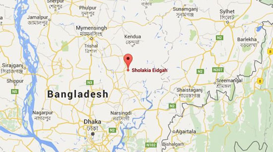 Attack kills two in Bangladesh