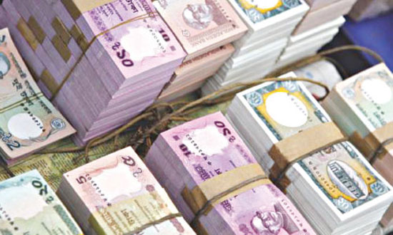Bangladesh's call money market eases slightly