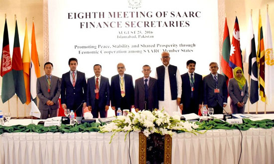 SAARC states call for economic union