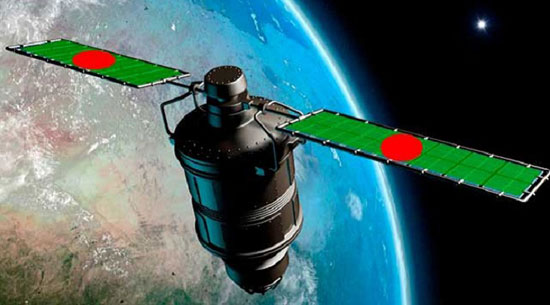 Bangladesh to borrow €157m from HSBC for satellite Bangabandhu