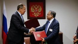 Dhaka, Moscow sign agreement on visa-free visit for diplomats