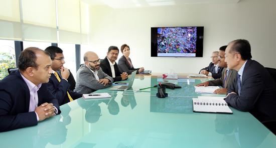 World Bank president praises bKash operations in Bangladesh
