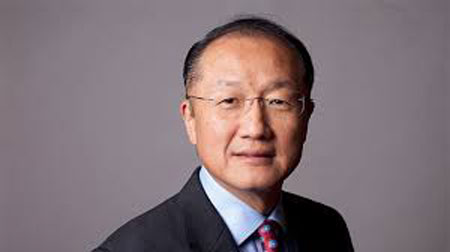 World Bank President Jim Yong Kim to visit Bangladesh on Oct 17