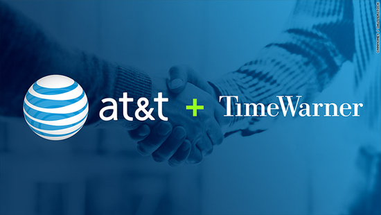 US to examine AT&T deal to buy Time Warner