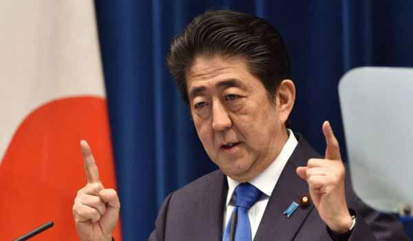 Japan PM promises to tackle North Korea