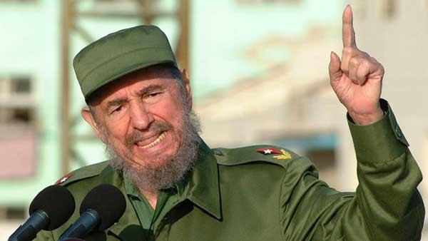 Trump calls Fidel Castro 'brutal dictator'