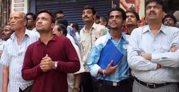 Sensex trading flat; realty, IT stocks major gainers