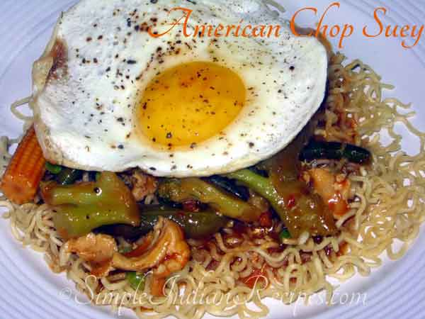Recipe for American Chop Suey
