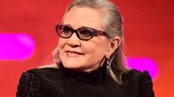 Star Wars actress Carrie Fisher suffers heart attack