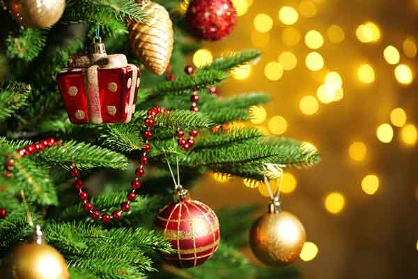 5 ideas to decorate your Christmas tree
