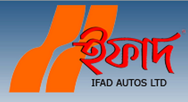 IFAD Autos rules turnover chart of DSE for third week