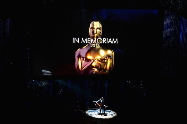 Will the Oscars 'In Memoriam' Be the Biggest, Saddest Ever?
