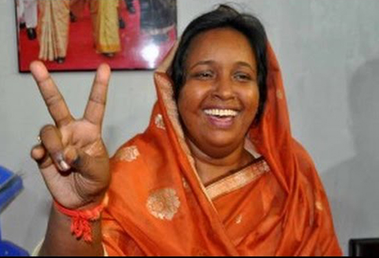 Ivy wins N'ganj polls