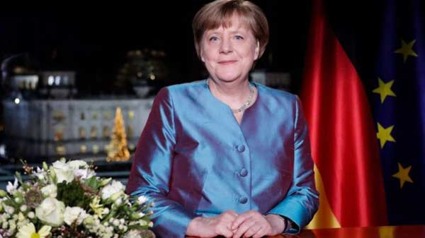 Islamist terror is 'top threat': Merkel