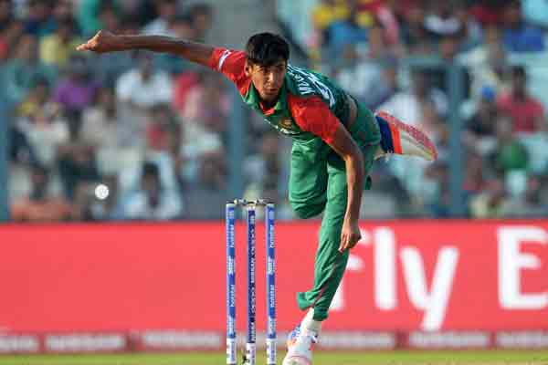 Mustafiz gets ICC Emerging Cricketer of the Year award