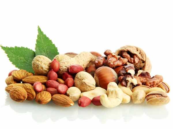 Nuts can reduce risk of heart disease, cancer