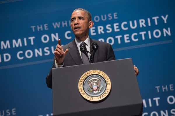 Obama presses Trump on cyber-security