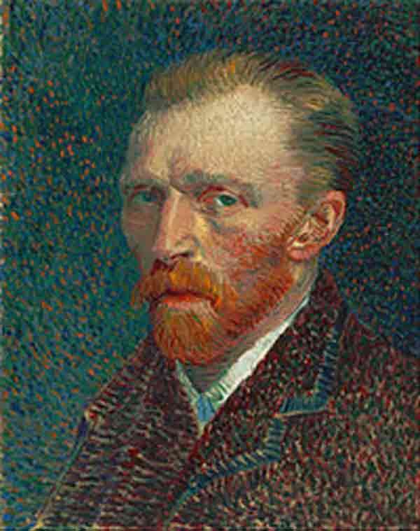 Van Gogh makes Wikipedia most edited list