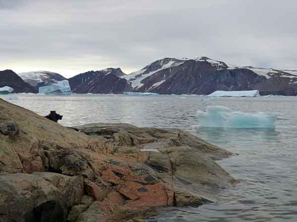 Greenland is once ice-free for 280,000 years