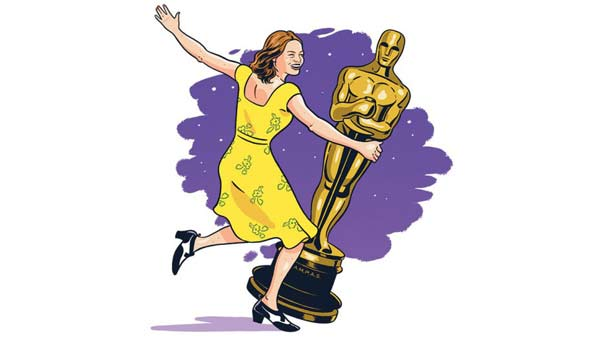 Oscars: 'La La Land' asks the academy to take song and dance seriously