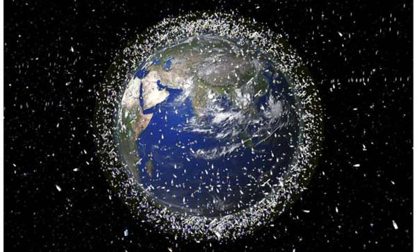 Japanese space junk remover blasts off