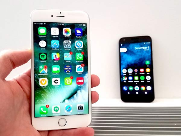 5 reasons why i-Phone is better than Google Pixel
