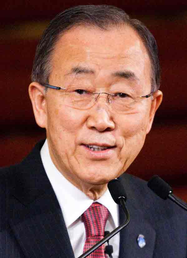 UN chief could run for S Korea's presidency