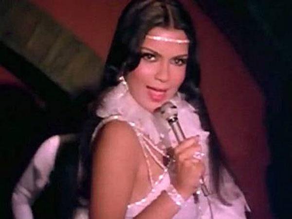 Zeenat Aman delighted with 'Laila' remix