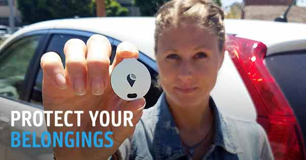 Track your car using smart phone
